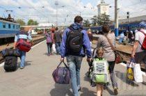 Киев: накануне Лиги чемпионов переселенцев с детьми выставили из отеля