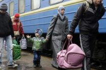 В Украине растет количество внутренне перемещенных переселенцев