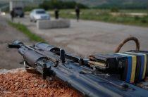 В зоне АТО продолжаются провокации с российской стороны