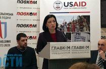 Айвазовская: Переселенцы могут проголосовать на президентских выборах, есть процедура