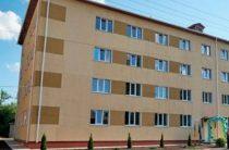Новое общежитие для переселенцев в Краматорске не соответствует санитарным нормам: плесень и нет света