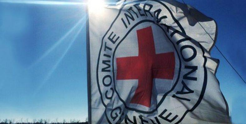 МК Червоного Хреста доставив 18 тонн будматеріалів на окуповану Донеччину