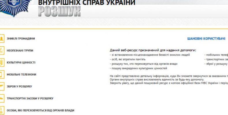 В МВД открыли доступ к базе данных для любого человека