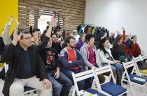В Харькове переселенцы и местные сыграли спектакль об общих проблемах