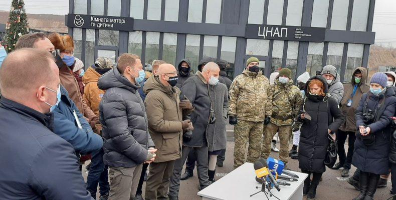 Открытие сервисного центра на кпвв «Новотроицкое»