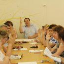 Обучение организаторов процесса выборов как основа демократических и прозрачных выборов.