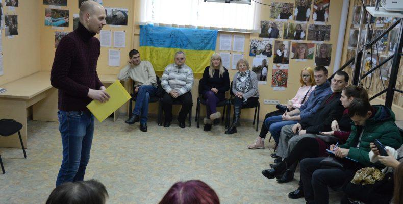Фотовиставка «Приймаючи громади та жінки-ВПО: сила в єдності» пройшла в Сєвєродонецьку