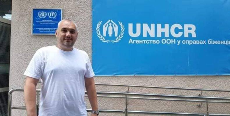 В Кропивницком стартовал проект «Новый дом — переселенец»