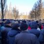 Переселенцы не дали коммунальщикам Никополя украсть подаренную немцами подстанцию