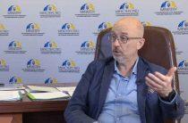 А.Резников о выборах, переговорах, КПВВ и ментальной карте