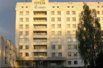 В Луцке у переселенцев рушится общежитие