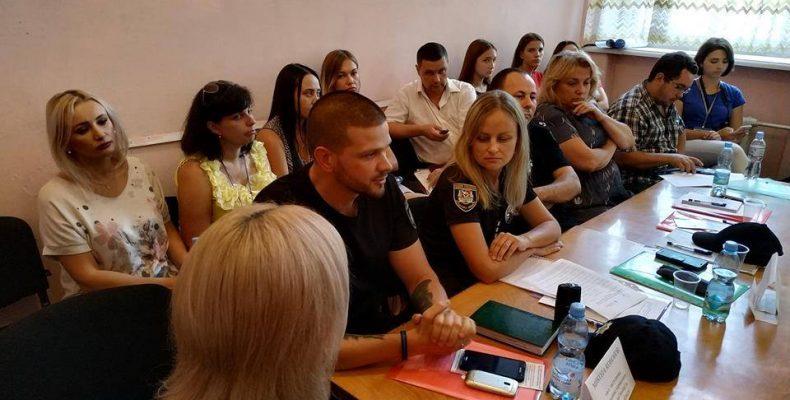 Ситуація у сфері безпеки на Луганщині