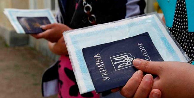 Некоторых переселенцев могут лишить украинских пенсий