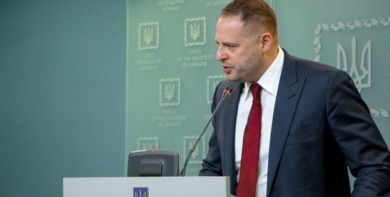 Украинская делегация провела очень плодотворные переговоры: Ермак об итогах переговоров в Берлине