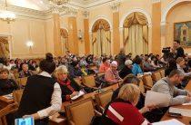 В Одессе обсудили проблемы переселенцев.
