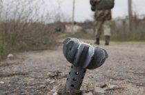 Украинских военных снова обстреливают террористы из запрещенного оружия