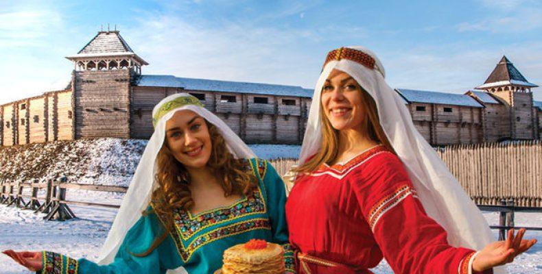 Парк Киевская Русь для переселенцев