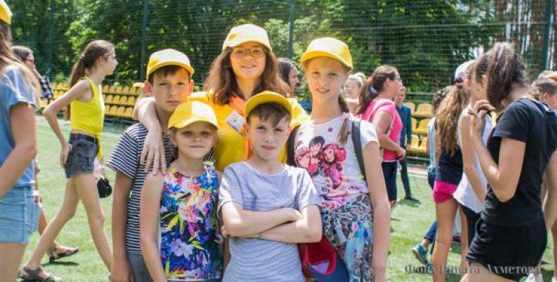 Дети Донбасса стали участниками нового проекта