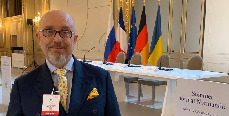 Віце-прем'єр-міністр-Міністр з питань реінтеграції ТОТ Резніков Олексій про тимчасове закриття КПВВ через коронавірус