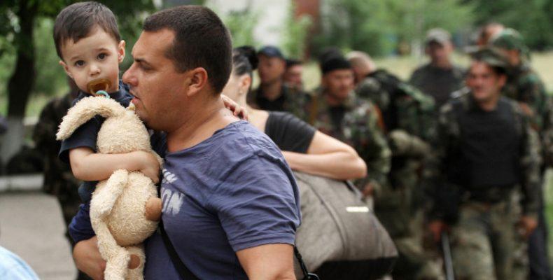 Квартирный вопрос их только испортил: Как переселенцы живут после бегства от войны
