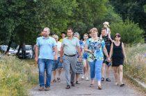 Народный депутат Максим Ефимов провел встречу с жителями Краматорска