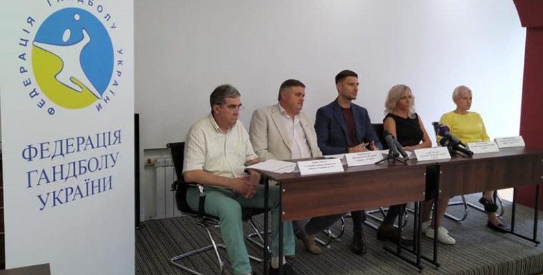 В Украине возродилась Федерация гандбола Крыма