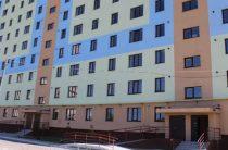 В Рубежном почти готов дом, в котором переселенцы получат квартиры