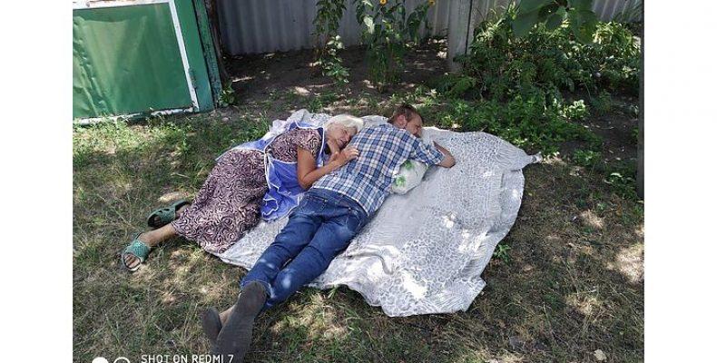 Ночували на вулиці: на Донеччині переселенців-інвалідів вигнали з будинку