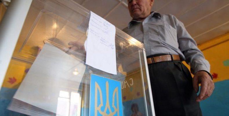 Выборы 2019: чтобы проголосовать, переселенцы в течение недели должны подать заявление