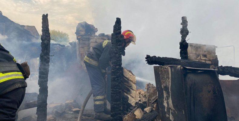 Уряд виділив 185 млн грн для допомоги постраждалим внаслідок пожеж в Луганській області