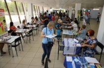 В Запорожье открылась ярмарка вакансий для участников АТО и переселенцев