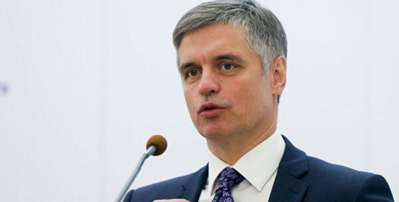 Министр иностранных дел Вадим Пристайко вновь озвучил идею о введении миротворческой миссии ООН