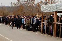 Переселенцев в Украине снова стало больше