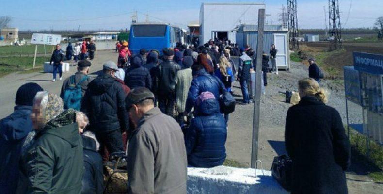 Переселенцы в Украине: Минсоцполитики опубликовало новые данные