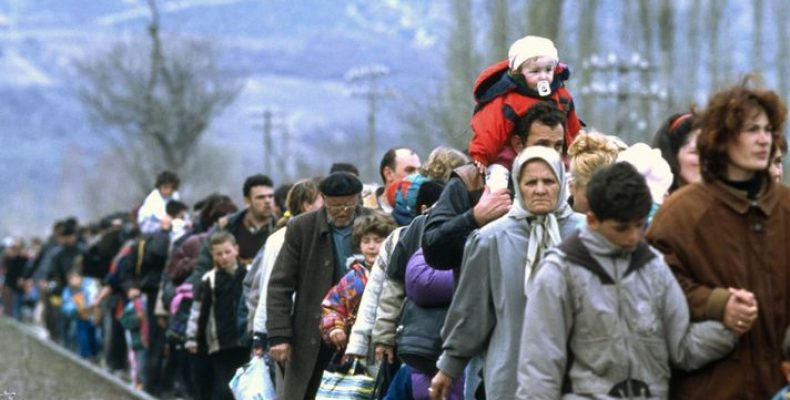 Переселенцы с Донбасса плохо защищают свои интересы