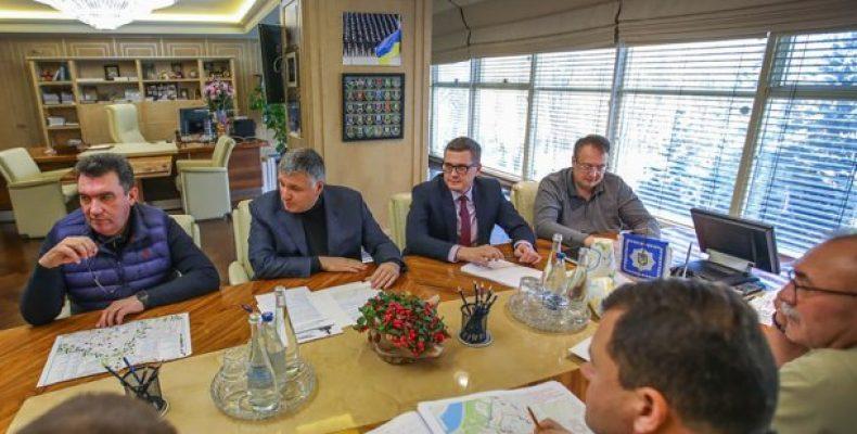 «Будем действовать строго»: совместное заявление МВД, СБУ и СНБО накануне акций 14 октября
