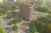 Закінчується проектування багатоповерхівки на 121 квартиру для переселенців