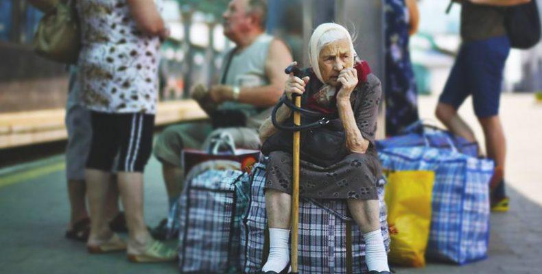 У Краматорську змінють тактику допомоги пенсіонерам – внутрішньо переміщеним особам під час вирішення питання щодо стягнення заборгованості з виплати пенсії