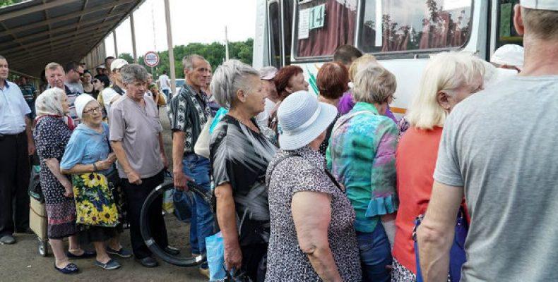 Почти 1,4 млн: В Украине продолжает расти количество переселенцев