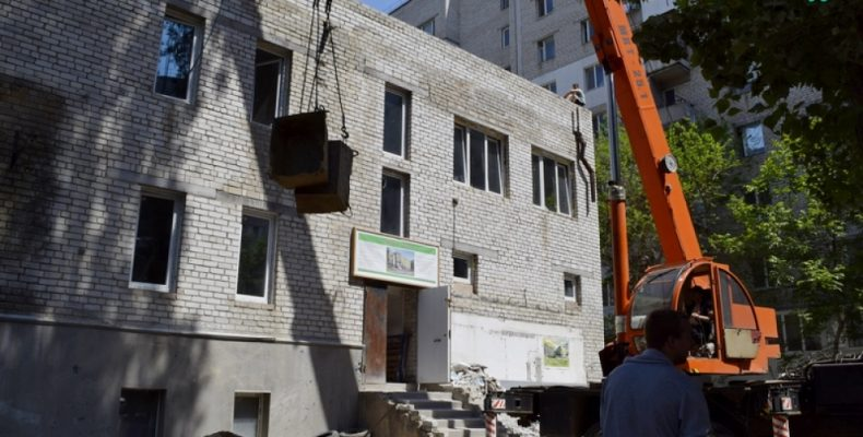В Николаеве Центр поддержки внутренне перемещенных лиц и ветеранов АТО обещают открыть в сентябре