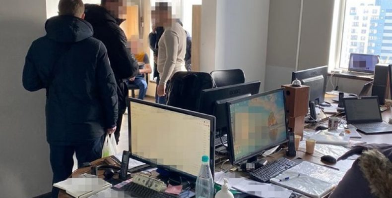 В Україні заблокували потужну «ботоферму»