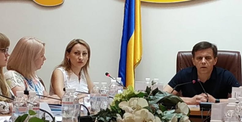 У Житомирі обговорили програми забезпечення переселенців житлом