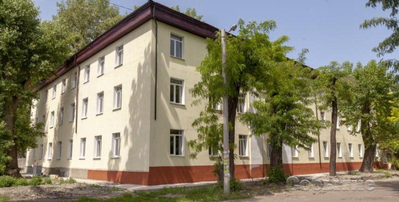 Городские проекты: Новый дом для переселенцев