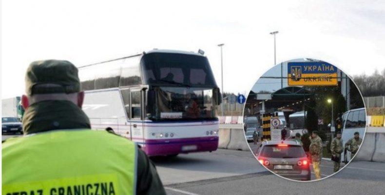 Заробитчане не смогут попасть в Польшу. Страна закрыла границы для иностранцев из-за коронавируса