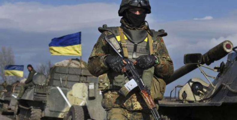 Особый порядок на Донбасса во время операции объединенных сил