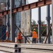 У Маріуполі будують перший в Україні сталевий будинок під соціальне житло