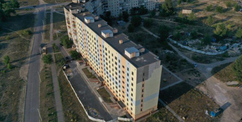 Як виглядає недобудова для переселенців в Рубіжному, на яку витратили 100 млн грн