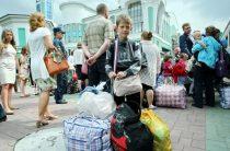 В Киеве переселенцы оказались «крайними» в конфликте между чиновниками и фирмой