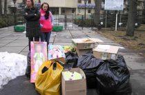 В киевском санатории переселенцам не включают отопление и не разрешают пользоваться обогревателями