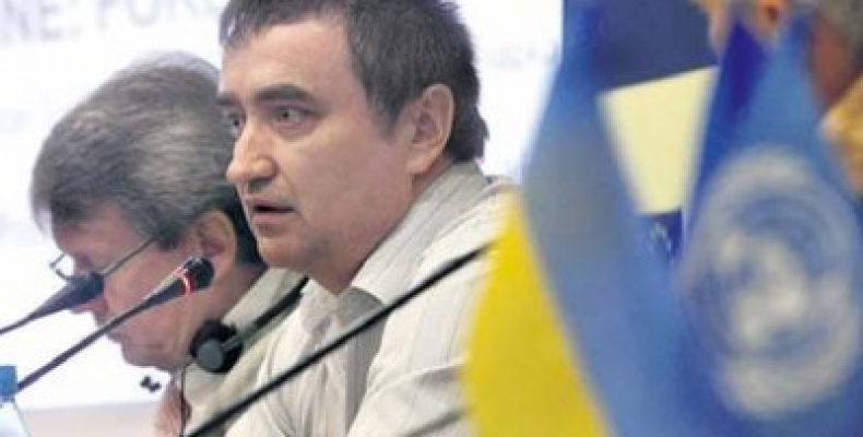 Николай Шамбир дал пояснения по выплатам пенсий ВПЛ.